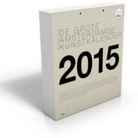 De Grote Amsterdamse Kunstkalender 2015
